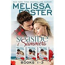 Seaside Summers (Books 1-3, Boxed Set): Love in Bloom (Love in Bloom: Seaside Summers) (English Edition)