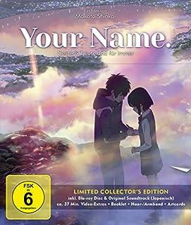 Your Name. - Gestern, heute und für immer - Limited Collector's Edition [Blu-ray]