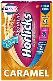 Women's Horlicks Health and Nutrition drink - 400 g Refill pack (Caramel fla