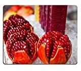 Jun XT Mousepad cavoletti di Bruxelles verdura gomma naturale materiale immagine 463378