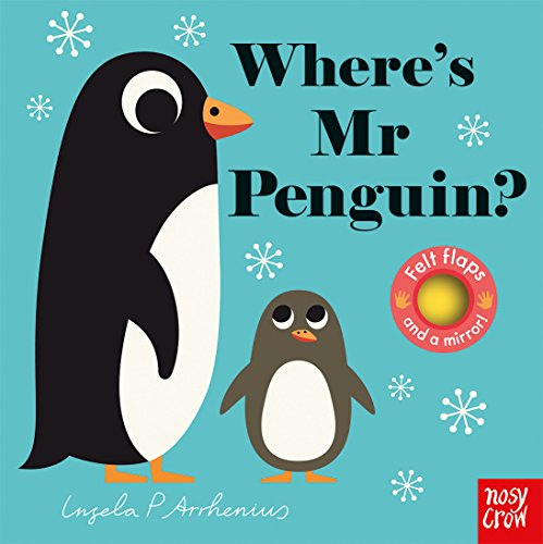 Where's Mr Penguin? (Felt Flaps) por Ingela Peterson Arrhenius