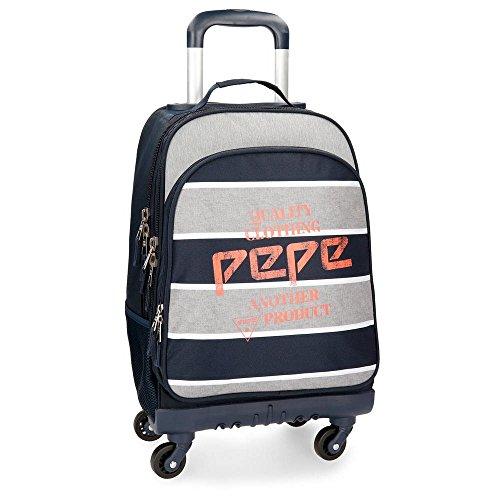 Pepe Jeans Pierre Rolling Backpack 4W