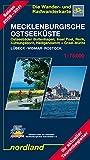 Nordland Karten, Ostseeküste zwischen Lübeck und Rostock - Peter Kast