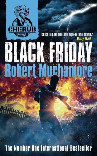 Black Friday: Book 15 (CHERUB 3) (English Edition) eBook ...