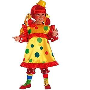 Carnival Toys 63713-Payaso, disfraz para niños