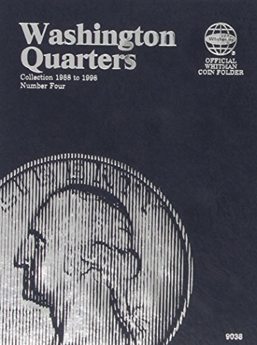 Washington Quarters (Official Whitman Coin Folder)