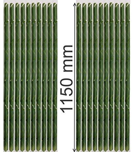 EXCOLO 20 x Stamm-Schutz Spirale Baumschutzspirale 115 cm lang gegen Fraßschäden am Stamm. Baumschutz und Rindenschutz für Junge Bäume