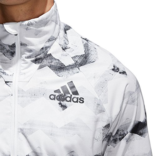 Adidas Adizero Track Giacca - SS18 White