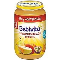 Bebivita Pfirsich mit Maracuja in Birne, 250 g
