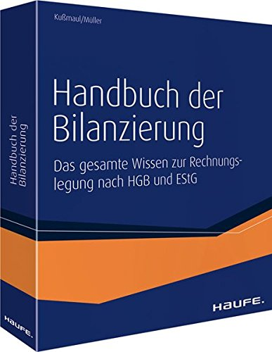 Handbuch der Bilanzierung Online: Umfassende Kompetenz für prüfungssichere Abschlüsse