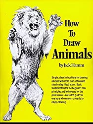 How to Draw Animals (Perigee) by Jack Hamm (1982-10-31)