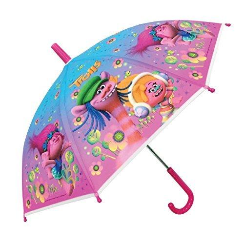 Trolls 483140cm Parapluie pour Enfant