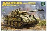 TAKOM TAK2100 2100 A Panther Zimmerit w/Full Interior