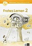 Frohes Lernen Sprachbuch 2. Ausgabe Bayern: Kopiervorlagen inkl. Arbeitsblätter Fördern und Fordern mit CD-ROM Klasse 2 (Frohes Lernen. Ausgabe für Bayern ab 2014)