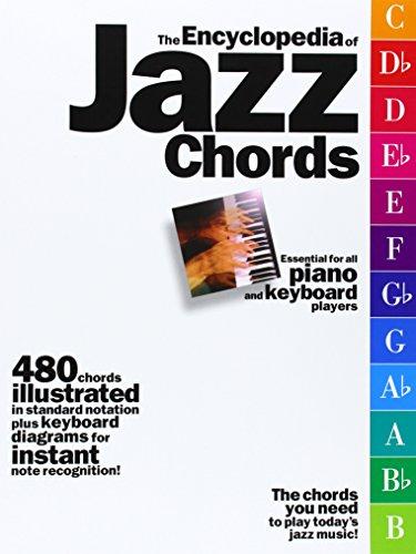 The Encyclopaedia Of Jazz Chords (Album): Noten für Klavier, Keyboard, Orgel