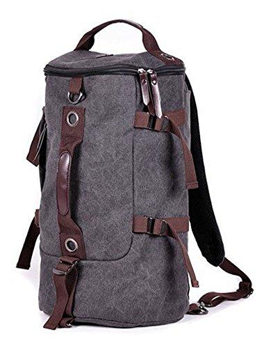 saysure-outdoor-men-vintage-canvas-backpack-rucksack-laptop