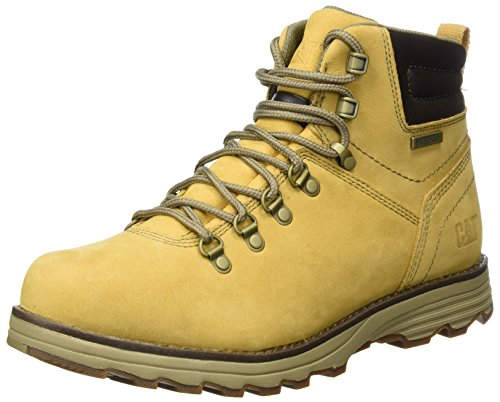 Caterpillar Sire WP, Bottes Homme, Jaune (Mens Honey Reset) 43 EU