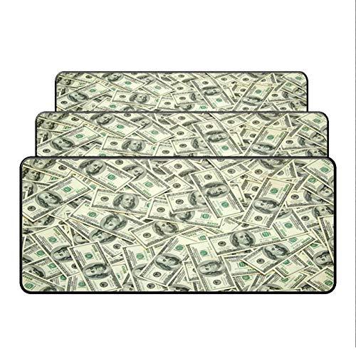 Erjiasan Usd Währung Dollar Hochgeschwindigkeitsschloss Rand Gummi
