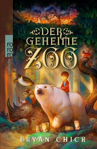 rororo Der geheime Zoo
