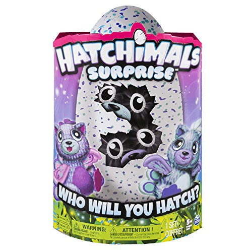 Hatchimals 6037096 Hatchimals Surprise Peacats Personaggi Assortiti