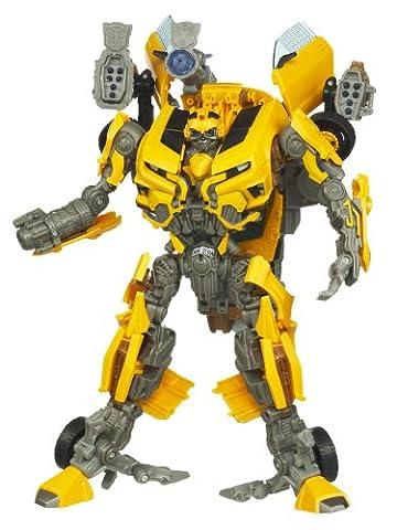 Transformers 3 - La Face cachée de la Lune - Mechtech - Version Leader - Grande Taille - Bumblebee