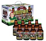 Bierundmehr Garten Bier Box im 8er Geschenkkarton (8 x 0.33 l)