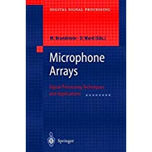 Microphone Arrays: Signal Processing Techniques and Applications (Digital Signal Processing)