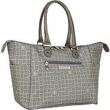 Anne Klein perfekt Reise Tasche, Grey Lion (grau) - 3146C01