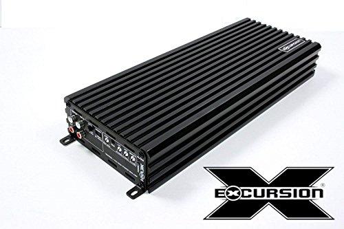 Excursion HXA 3K, Monoblock Verstärker 1800 Watt RMS (Watt 1800 Auto Verstärker)