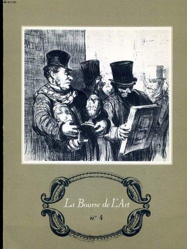 LA BOURSE DE L'ART N°4 - HANAP EN FAIENCE DE ROUEN XVIII SIECLE par COLLECTIF