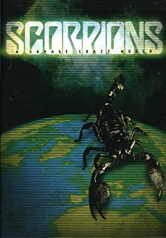 Scorpions Crazy World - Scorpions - A Savage Crazy World [Import