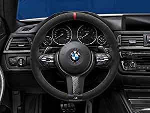 bmw s rie 3 volant ii m performance gt f34 d 39 origine en alcantara avec barrette en. Black Bedroom Furniture Sets. Home Design Ideas