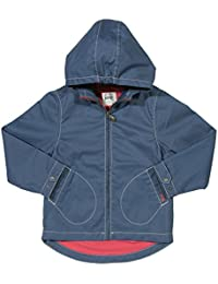 Boy's Lightweight Go Coat in Blue