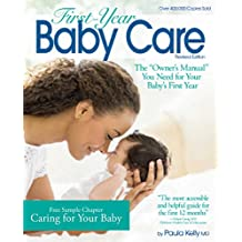 """Free Chapter """"Caring for your Baby"""" from First-Year Baby Care (English Edition)"""