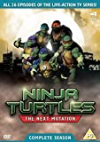 Ninja Turtles - The Next Mutation (4 Disc Box Set) [DVD] [UK Import]
