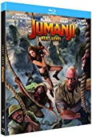 Jumanji : Next Level [Blu-Ray]