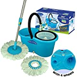 Primeway Ultimate Magic Mop on 4 wheels ...