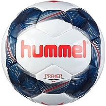 Hummel adultos Premier Fb Fútbol, White/Vintage Indigo/Red, 5