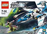 LEGO Galaxy Squad - 70701 - Jeu de Construction - L' intercepteur Cosmique