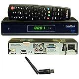 Medi@link Smart Home Hybrid DVB-S2 FTA + IPTV Digital Sat Receiver FullHD 3D Medialink Media@link + Medi@link IXUSS USB WiFi WLAN Adapter Stick 150 Mbit/s Medialink NEU