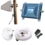 APOHALO 1900MHz Band Verizon at&T PCS 2G GSM/3G 70db Mobile Cell Phone Signal