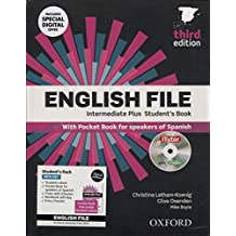 English File Intermediate. Plus Student's Book + Workbook With Key Pack - 3rd Edition (English File Third