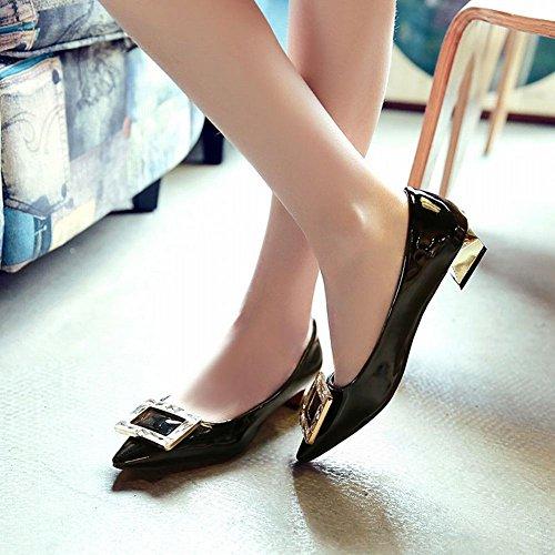 Misssasa Donna Charmed Shoes Noir
