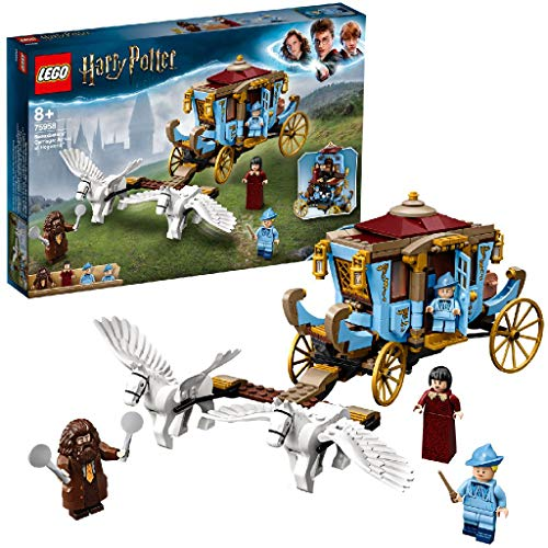 LEGO Harry Potter 75958 - Beauxbatons Kutsche: Ankunft in Hogwarts