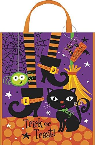Large Spooky Stiefel Halloween Party Tasche, 38cm x 30cm