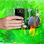Aquarium Magnetic Glass Cleaner - Strong Magnet facilitates easy Algae Removal - Keeps your hands Dry, contamination… 2
