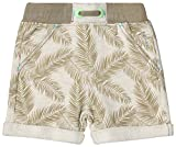 ESPRIT KIDS Baby-Jungen Shorts RL2310204, Beige (Heather Cream 114), 62