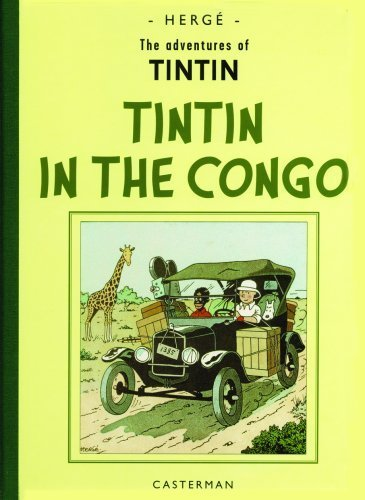 ADVENTURES OF TINTIN IN THE CONGO by First Last (2015-02-25)
