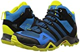 adidas Herren Ax2 Mid Gtx Schutzstiefel, Bleu-Azul (Azuuni / Negbas / Limuni), 42 EU - 5