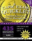 CAPM Exam Quicklet: Certified Associate in Project Management Practice Exams (The Quicklet Book Series) by Paul Sanghera (2007-04-03)